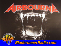 Airbourne - black dog barking - pic 1 small