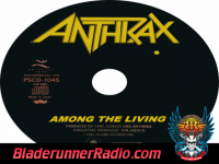 Anthrax - among the living - pic 2 small