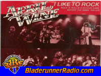April Wine - i like to rock - pic 0 small