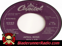 April Wine - roller - pic 4 small