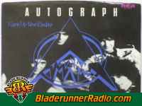 Autograph - turn up the radio - pic 1 small