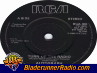 Autograph - turn up the radio - pic 5 small