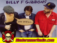 Billy Gibbons - oh well - pic 0 small