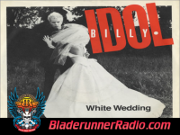 Billy Idol - white wedding part 01 - pic 2 small