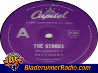 Billy Squier - the stroke - pic 4 small