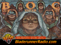 Blue Oyster Cult - burnin for you - pic 0 small