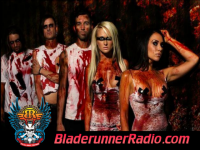 Butcher Babies Cover Ep - theyre coming to take me away - pic 4 small