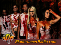Butcher Babies Nipple Tape - beer drinkers hell raisers - pic 0 small