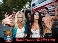 Butcher Babies Nipple Tape - beer drinkers hell raisers - pic 1 small