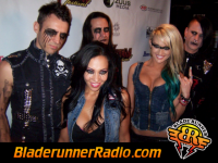 Butcher Babies Nipple Tape - beer drinkers hell raisers - pic 2 small