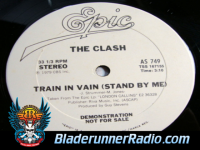 Clash - train in vain stand by me - pic 0 small