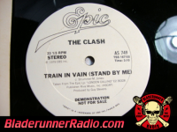 Clash - train in vain stand by me - pic 1 small