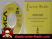Concrete Blonde - everybody knows - pic 4 small