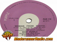 Deep Purple - woman from tokyo - pic 4 small