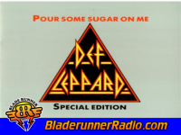 Def Leppard - pour some sugar on me - pic 0 small