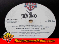 Dio - king of rock and roll - pic 2 small
