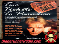 Eddie Money - two tickets to paradise - pic 2 small