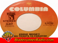 Eddie Money - two tickets to paradise - pic 7 small