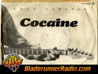 Eric Clapton - cocaine - pic 1 small
