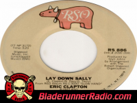 Eric Clapton - lay down sally - pic 4 small
