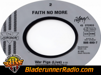 Faith No More - war pigs - pic 4 small
