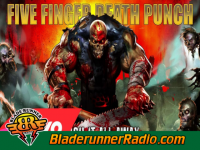 Five Finger Death Punch - wash it all away - pic 0 small