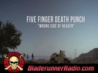 Five Finger Death Punch - wrong side of heaven - pic 3 small
