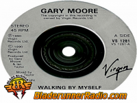 Gary Moore - walking by myself - pic 6 small