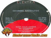 Georgia Satellites - keep your hands to yourself - pic 5 small