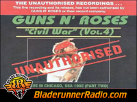 Guns N Roses - civil war - pic 7 small