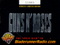 Guns N Roses - civil war - pic 8 small