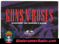 Guns N Roses - knockin on heavens door - pic 0 small