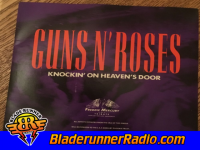 Guns N Roses - knockin on heavens door - pic 7 small