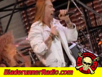 Guns N Roses - paradise city - pic 9 small