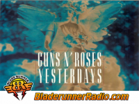 Guns N Roses - yesterdays - pic 2 small