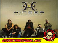 Hinder - get stoned acoustic bonus track - pic 3 small