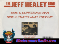 Jeff Healey - band confidence man - pic 2 small