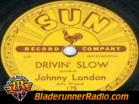 Johnny London - drivin slow - pic 1 small