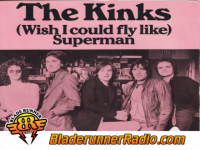 Kinks - wish i could fly like superman - pic 1 small