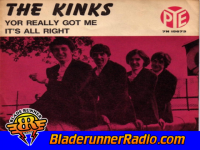 Kinks - you really got me - pic 3 small