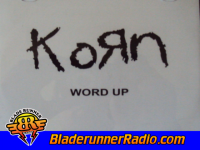 Korn - word up - pic 1 small