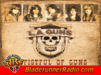La Guns - cry little sister lost boys theme - pic 5 small
