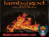 Lamb Of God - as the palaces burn - pic 4 small
