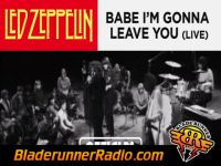 Led Zeppelin - babe im gonna leave you - pic 1 small
