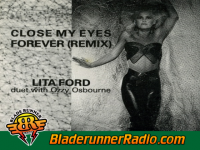 Lita Ford Amp Ozzy Osbourne - close my eyes forever - pic 1 small