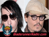 Marilyn Manson - with johnny depp youre so vain - pic 2 small