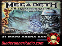 Megadeth - ashes in your mouth - pic 7 small