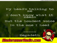Megadeth - never walk alonea call to arms - pic 6 small