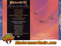 Megadeth - peace sells - pic 8 small