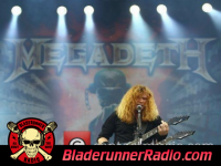 Megadeth - the day the music died - pic 1 small